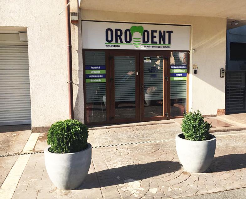Clinica dentară ORODENT, București
