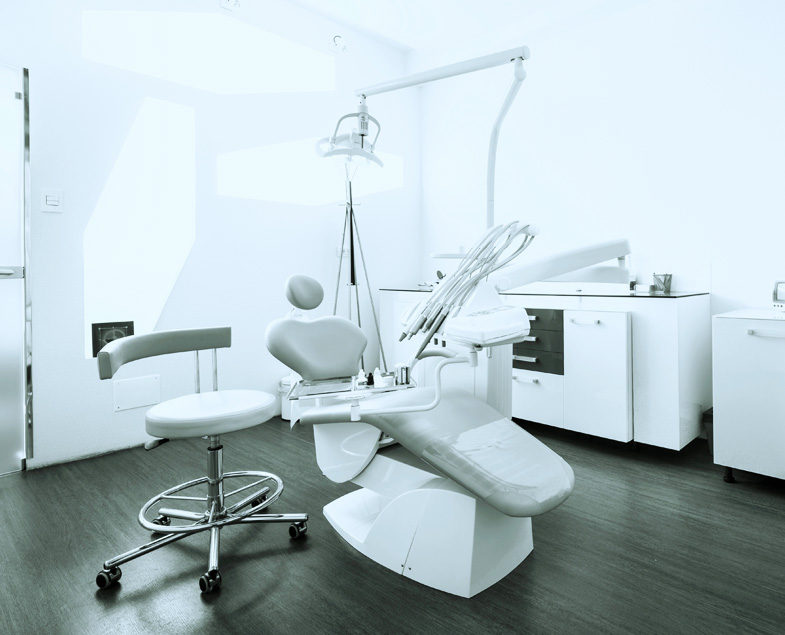 Clinica ORODENT, interior